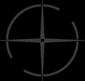 Kompass_mork